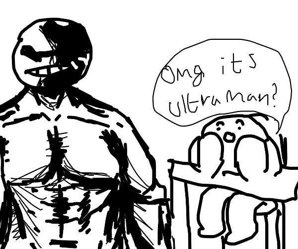 Ultra Man!