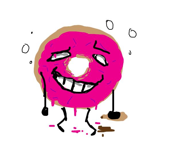 Drunk donut