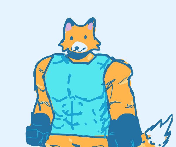 Workout fox