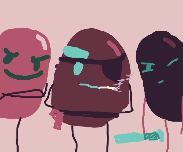 POV: Grapes have captured you