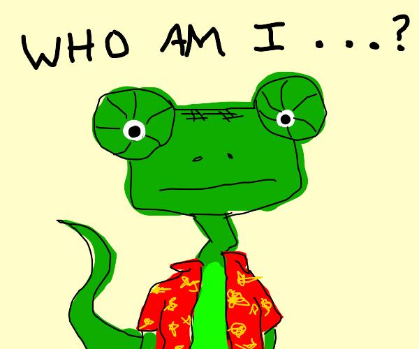 identity crisis chameleon