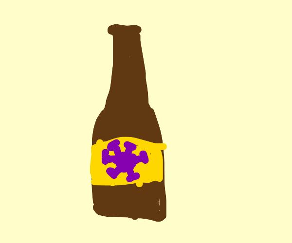 corona's new beer: corona virus