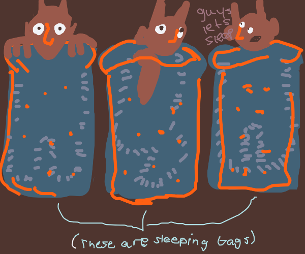 The demons won't sleep