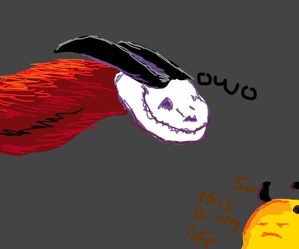 Satan furry says owo