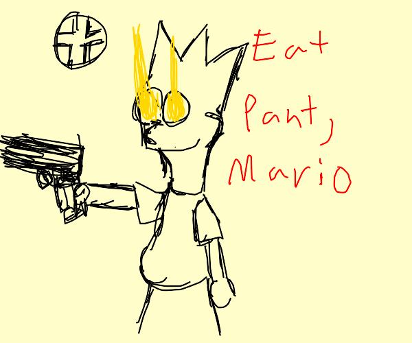Bert is in Smash