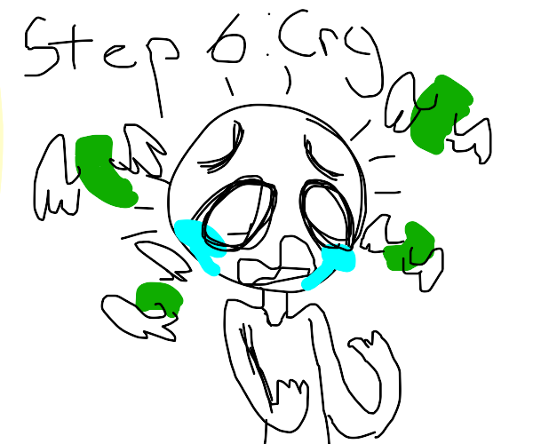 Step 5 : Go into crippling debt