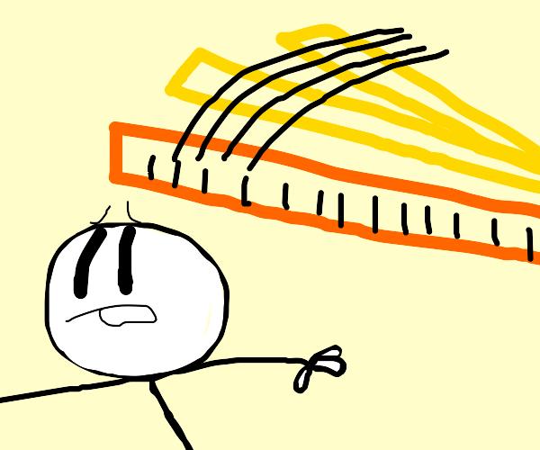 henry stickmin dies of ruler
