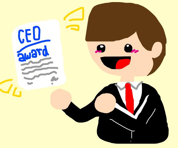 Award Winning CEO