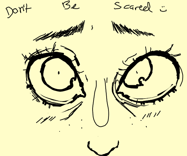 Sad and and Little bit Psycho Eyes