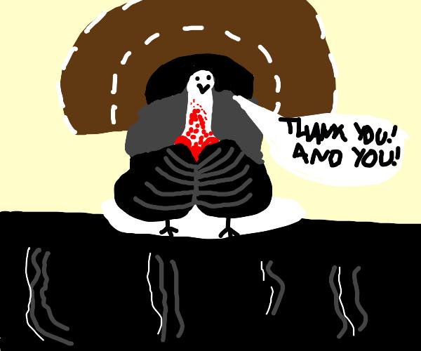 thanks giving turkey