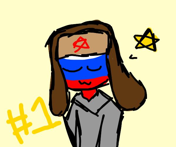 Russia numer uan