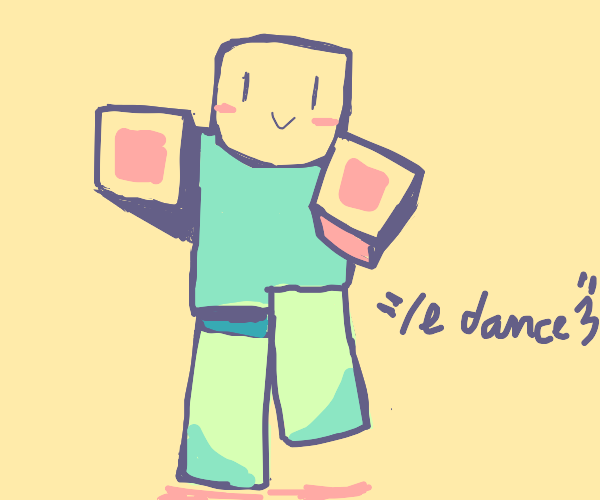 roblox /e dance3