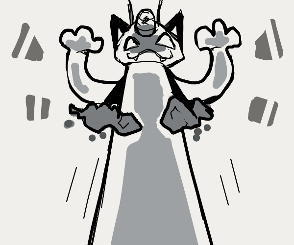 gigantamax meowth