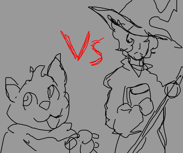 furry vs witch