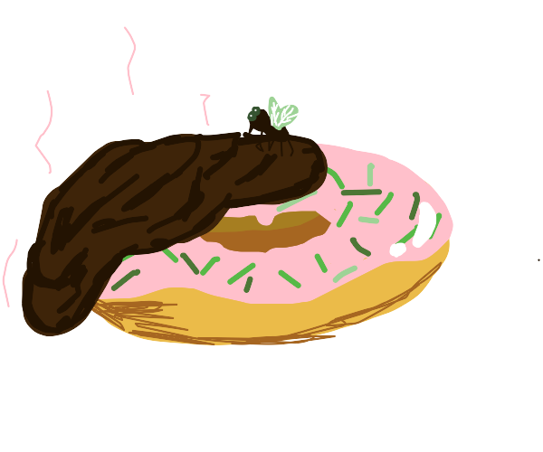 Cow Pasture on a doughnut