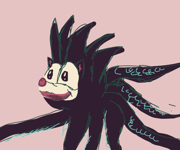 sonic the octopus