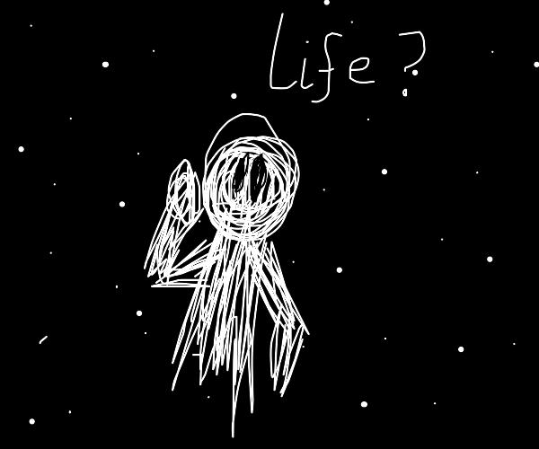Questioning life