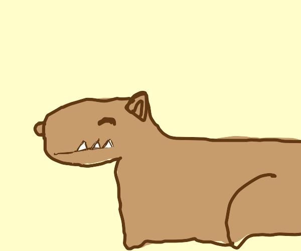 Monstrous Capybara
