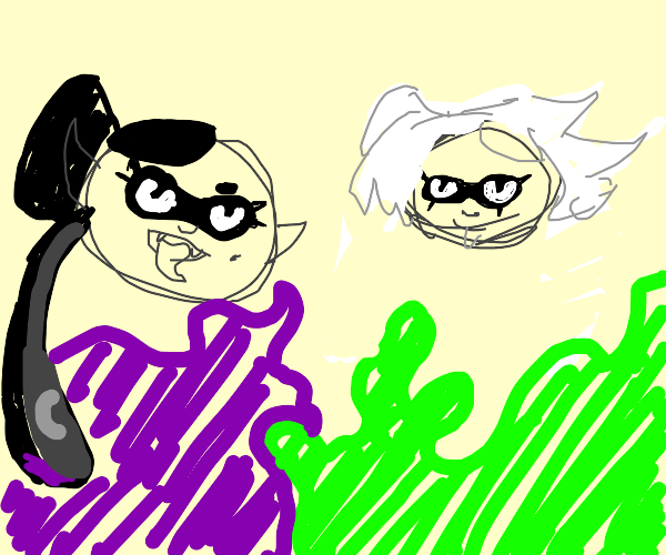 cali and mari the musical squiddy sensations