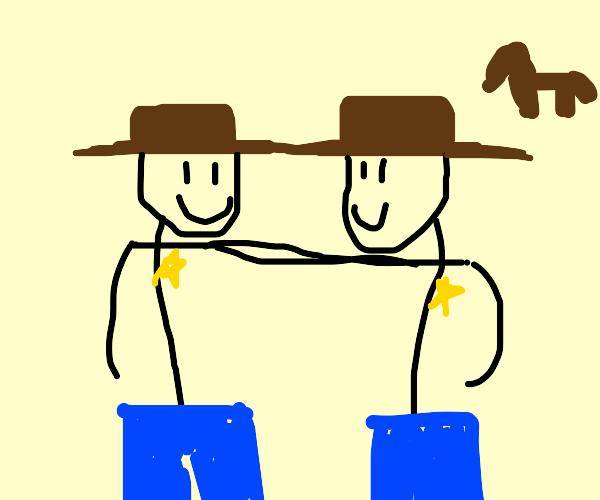 cowboy friendship