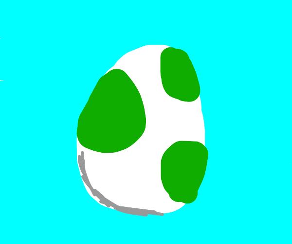 The Big Yoshi Egg