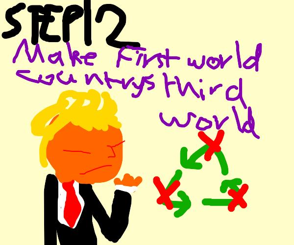 Step 11: Make ThirdWorld Countries FirstWorld