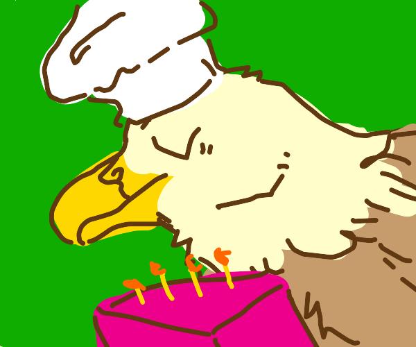 Eagle baker