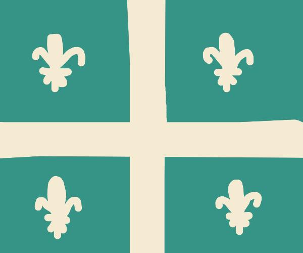 Royal Flag.