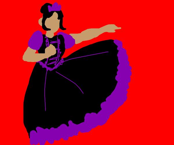 Edgy princess