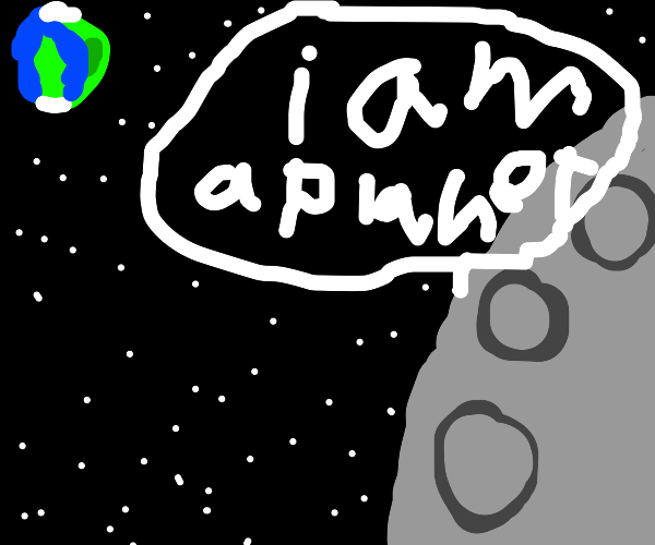 Moon identifies as a planet