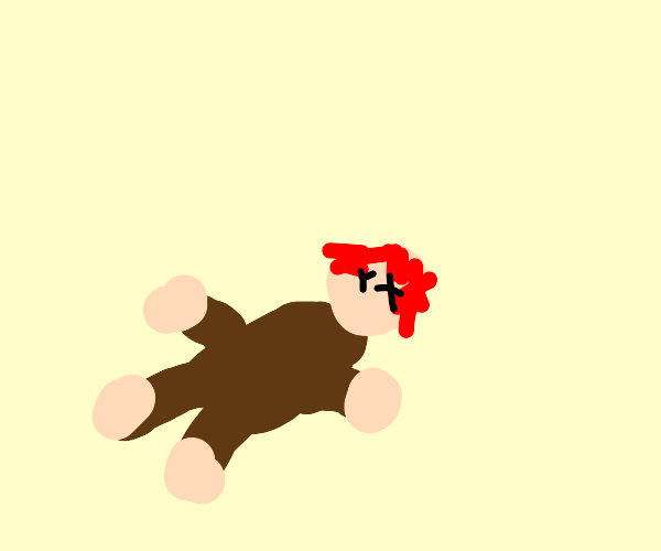 dead redhead