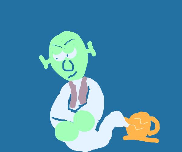 Shrek Genie