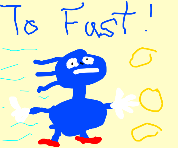 2 fast 4 u