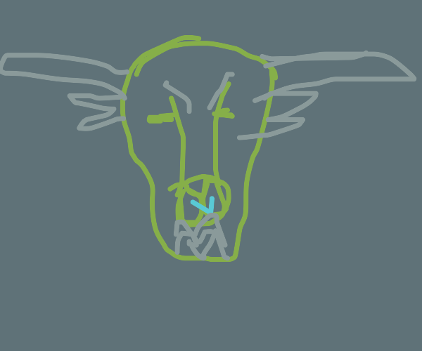 angy bull