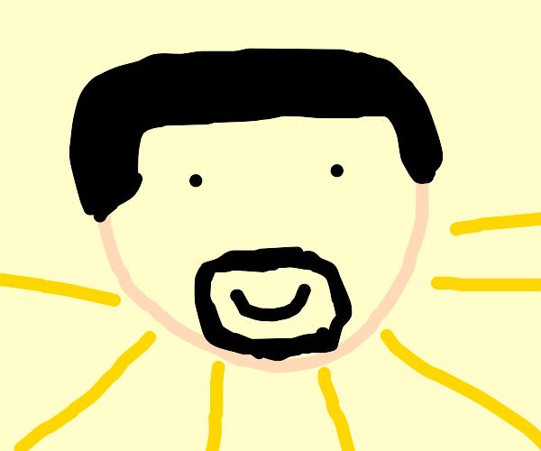 hot goatee