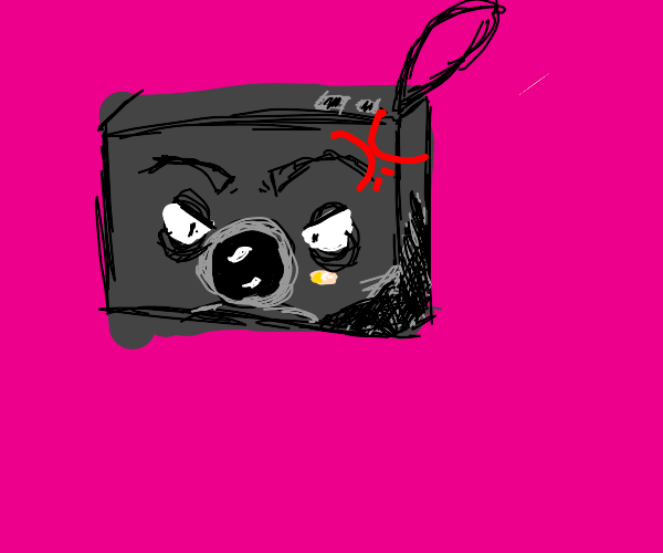 Angry Camera