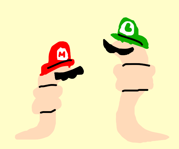 Super Mario Worm Bros