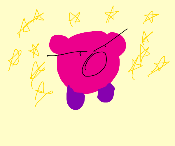 kirby got the power of stars
