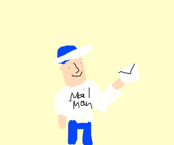 Mailman mailing mail