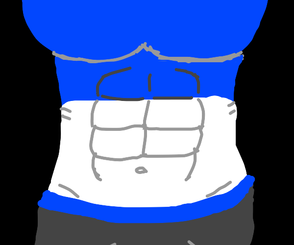 Wii Fit Trainer's Abs