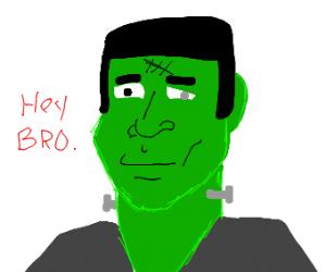 Frankenstein Chillin