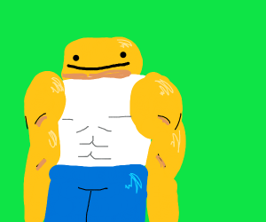 a wrestler but in Roblox