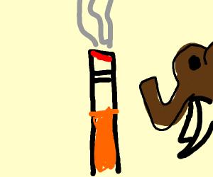 Mammoth Cigarette