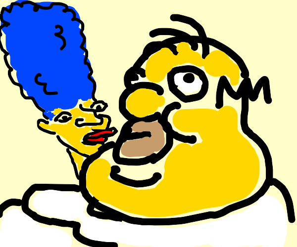 Chunky Homer