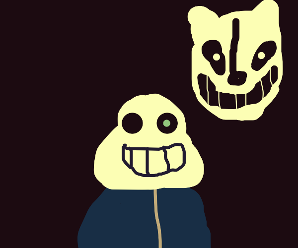 Sans the skele boi