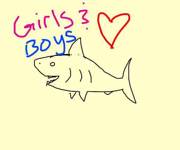 Bisexual Shark