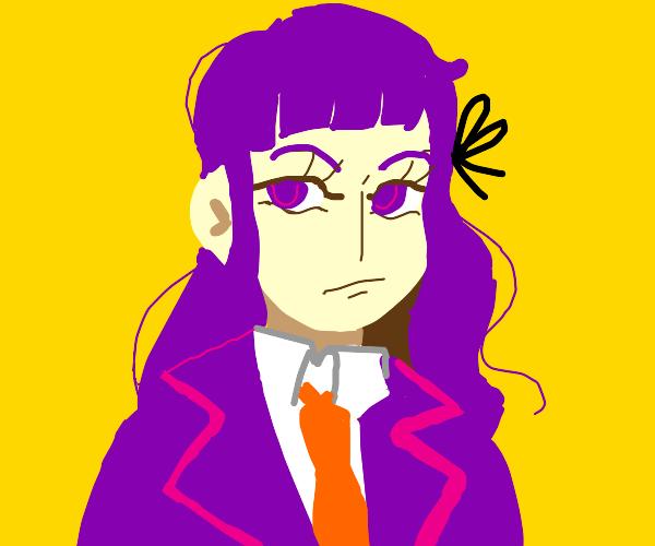 fricken anime girl of some sort