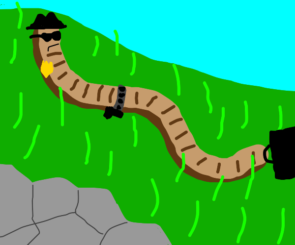 special agent earthworm