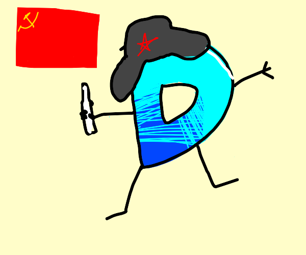 Russians take over Drawception