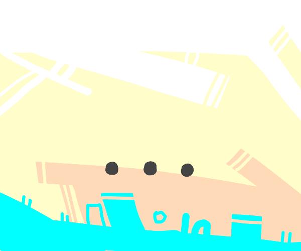 'Loading' dots